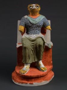 Гор (Хор) - бог неба в Египте
